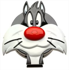 Looney Tunes WM20LT Sylvester and Tweety Waffle Maker 3D