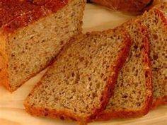 Crusty Lo Carb Bread