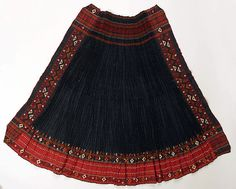 """The Metropolitan Museum of Art. """"Apropos Aprons,"""" June Metropolitan Museum of Art. """"MMA Junior Museum - New York Designs,"""" September Folk Costume, Costumes, Tiny Star, Historical Clothing, Metropolitan Museum, Tie Dye Skirt, Ethnic, Textiles, The Incredibles"""