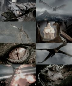 Smaug the Chiefest and Greatest of Calamities