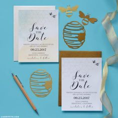 Honey Bee Wedding - Lia Griffith