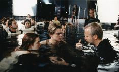 "Hollywood ""Behind-the-scenes Photography (Update: Jaws, Inception, Alien, Titanic, Godfather + many more)"