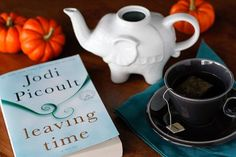 Leaving Time by Jodi Picoult Review -- this is *exactly* the sort of book that would be perfect to curl up with on a rainy fall afternoon. Pair it with a steaming cup of coffee or tea, and pamper yourself for a bit! Buy it now at Walmart!