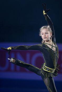 Julia Lipnitskaia, Russia | Flickr - Photo Sharing!