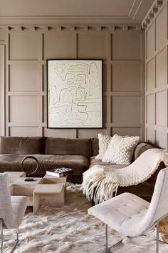 Wednesday Color Report: Pantone Warm Taupe - A.Clore Interiors