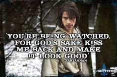 D'Artagnan. 2x1 Sleight of hand. The Musketeers.