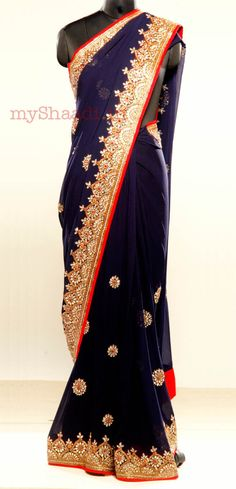 Browse through Vrushali Satre Indian wedding dresses and lehenga collection at MyShaadi. Find the perfect wedding dress by Vrushali Satre Pakistani Outfits, Indian Outfits, Ethnic Outfits, Indian Attire, Indian Ethnic Wear, Desi Clothes, Indian Clothes, Desi Wear, Indian Bridal Wear