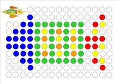 INFANTIL de GRACIA: JUGAMOS EN CASA COMO EN EL COLE Space Activities, Sistema Solar, Perler Beads, Beading Patterns, Crafts For Kids, Preschool, Dots, Coding, Shapes
