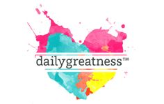 Create your vision, master your mindset, follow your inspiration. DailyGreatnessJournal