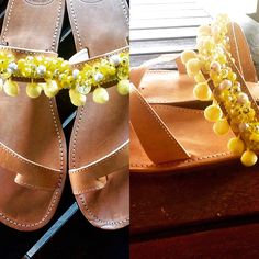 Handmade Greek leather sandals!!!make your order!!! All sizes!!! 50 euros!!! Free shipping!!! Contact sofi_r@windowslive.com Leather Sandals, Greek, Make It Yourself, Free Shipping, Handmade, Hand Made, Greece, Handarbeit