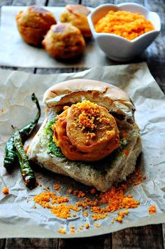 Vada Pav Recipe - How to Make Mumbai Vada Pav