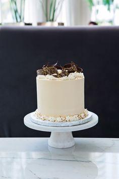 Cake - Dulcey de Leche #SweetnessAtChezBonBon #Miami #Fontainebleau