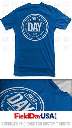ffc058b59 Budget Event Field Day T-Shirt Design BE16-09 Pe Activities, Field Day