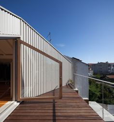 Image 2 of 32 from gallery of Rosário House  / depA  + Margarida Leitão. Photograph by José Campos