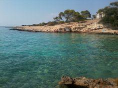 Moni islet, Aegina, Greece