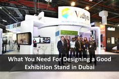 Here's a quick guide on the things and information you need before you can design a good #ExhibitionStand for the #Dubai #exhibitions organized in #DWTC.