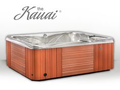 Kauai Hot tub