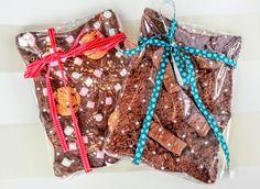 Hotel Chocolat Style Chocolate Slabs Gift Recipe