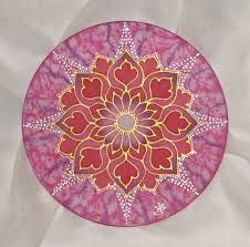 mandala in silk - Google Search