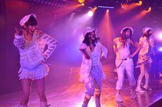 Kyoko Nishiyama - Google+ - 「7周年特別記念」公演(^^)/~~~ 切り撮ってみた。 5曲目 「エンドロール」。…