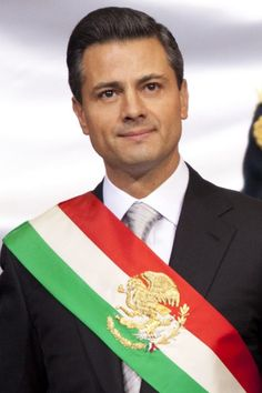 Presidente de México - Enrique Peña Nieto