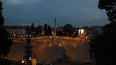 Piazza del Popolo by Morgan Capasso Video Clip, Paris Skyline, Travel, Viajes, Traveling, Trips, Tourism