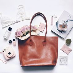 TUSCANY CITY TOTE | Lovely colour bag