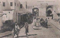 Kairouan: La Porte de Tunis