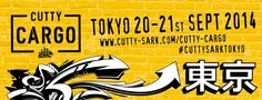 Cutty Cargo Hits Tokyo #CuttySarkTokyo