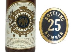 Drank: 25 Bottles of Beer on the Wall The ultimate vertical tasting of Henry Weinhard's Private Reserve.