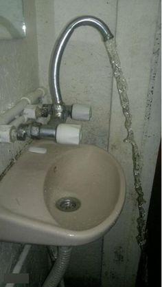 Sink Design Fail...