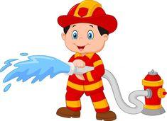 Výsledok vyhľadávania obrázkov pre dopyt kreslený hasič