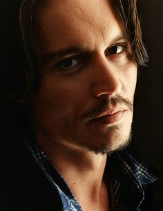 Johnny Depp - I will always love him! Those cheek bones and eyes.I am trying to collect all his movies. Hot Men, Sexy Men, Gorgeous Men, Beautiful People, Johnny Depp Pictures, Jonny Deep, Here's Johnny, Actors, Best Actor