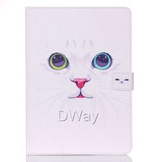 Colorful Printing PU Leather Folding Flip Stand Cover Case for Apple iPad Mini 4 Tablet Case + Stylus