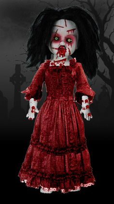 living dead dolls bloody mary