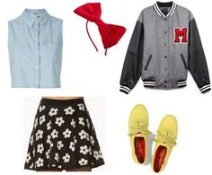 Baby I inspired outfit 1