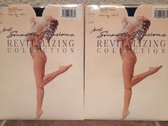Hanes Smooth Illusion Revitalizing Collection Pantyhose