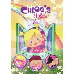 Shop Chloe's Closet: Season 2 Volume 2 [DVD] at Best Buy. Find low everyday prices and buy online for delivery or in-store pick-up. 2000s Kids Shows, Old Kids Shows, Old Shows, Childhood Tv Shows, My Childhood Memories, Old Cartoon Shows, Chloe's Closet, Nostalgia, Wiggles Birthday