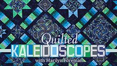 Enjoy quilting classes on Craftsy & finish your new favorite project!