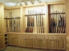 Gun Storage Design Ideas, Pictures, Remodel, and Decor - page 2