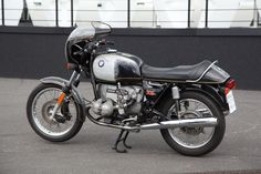 1975 BMW Motorcycles R90 - R 90 S
