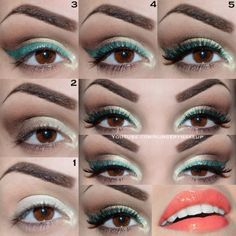Make Up Tutorial by surgery makeup