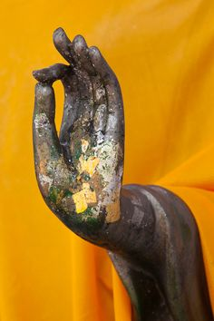 Thailand You can tell from where the Buddhas came by the pose of their fingers and style of their earlobes.