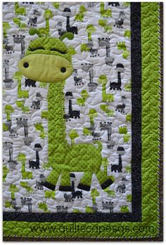 .Quiltscapes.: Easy Applique' - Machine Blanket-Stitch  xxx