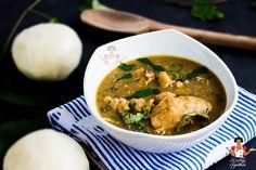 "Dobbys Signature: Nigerian food blog: How to make Efik style ""white soup"""