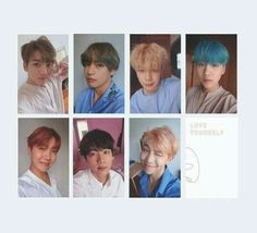 BTS Love Yourself Her Photocard · army's shop · Online Store Powered by Storenvy Jhope, Jimin, Bts Bangtan Boy, Foto Bts, Bts Photo, K Pop, Lomo Card, Bts Polaroid, Polaroids