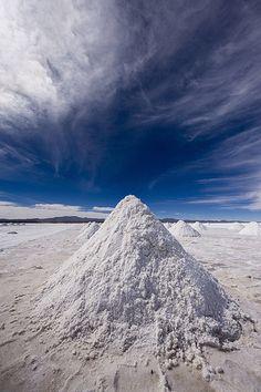 Salar De Uyuni Salt Desert, Bolivia