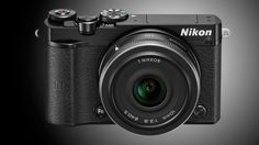 The new Nikon 1 blends high-tech features with old-school looks Classic Camera, System Camera, School Looks, Video Capture, Video Photography, Fujifilm Instax Mini, Binoculars, Inventions, Old School