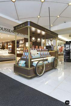 Kiosk Design, Cafe Design, Retail Design, Store Design, Tea Design, Coffee Box, Coffee Carts, Coffee Corner, Food Cart Design