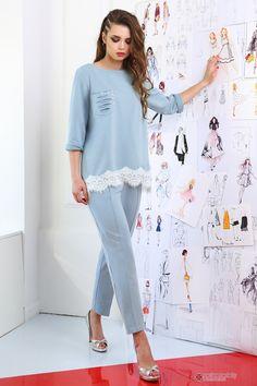 6179146abed7 Верхняя одежда - Gepur   купить верхнюю одежду в розницу и оптом от  производителя Гепюр …   look  inspiração para usar cores, texturas e peças  coringas ...